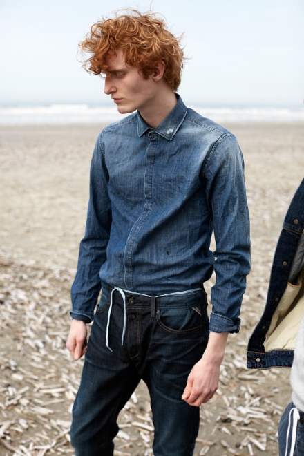 Annelie Bruijn | Vogue Man |