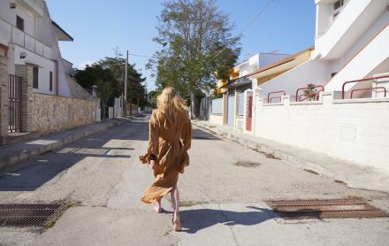 Annelie Bruijn | Cap 74024 Lost in Puglia |